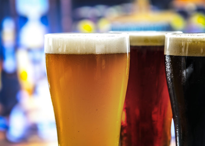 Densità del mosto di birra